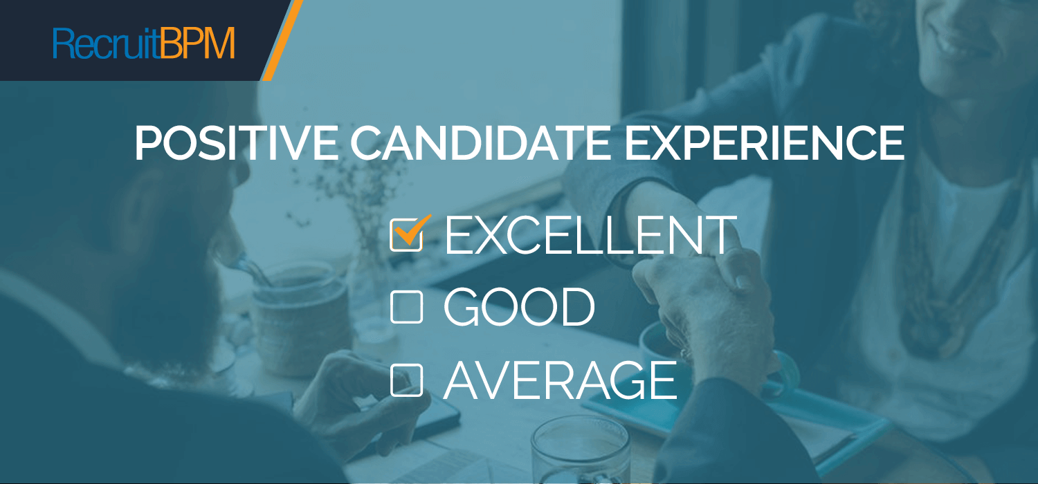 Improve Prospective Candidate Experience with RecruitBPM's ATS