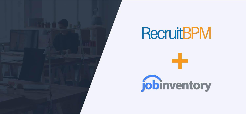 RecruitBPM Partners with Job Inventory