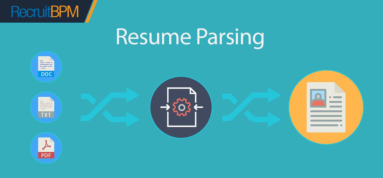 RecruitBPM Resume Parser