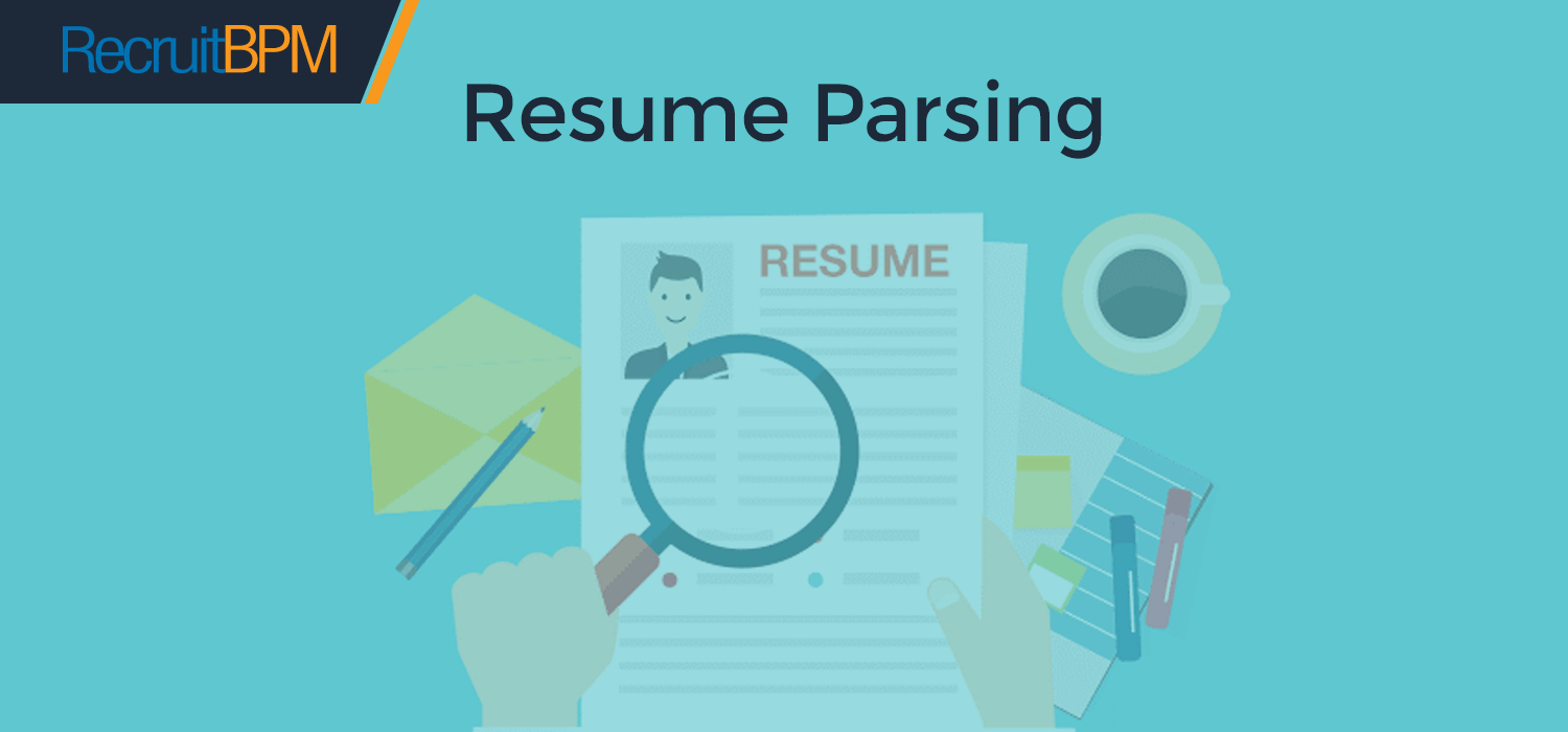 Resume Parsing is Important to Speed up the Recruiting Process