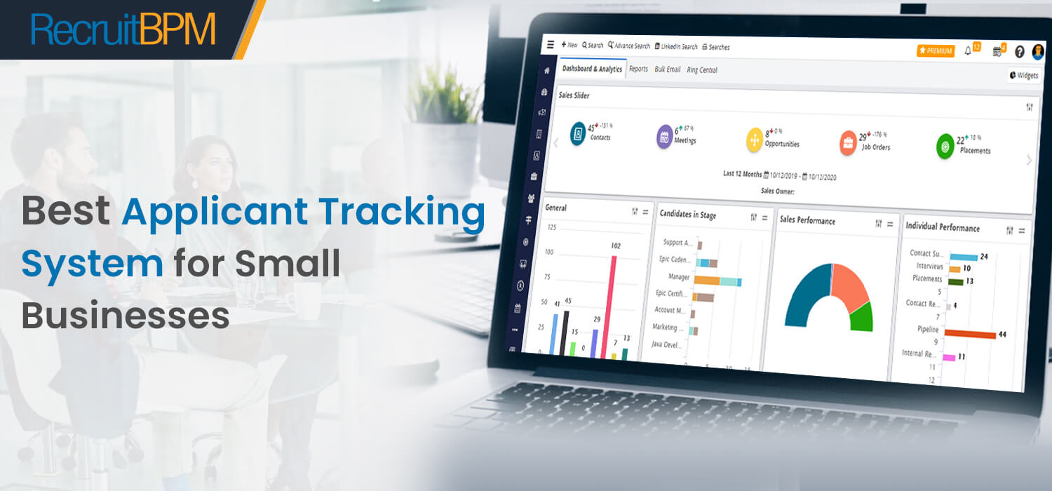 Best Applicant Tracking System for Small Businesses