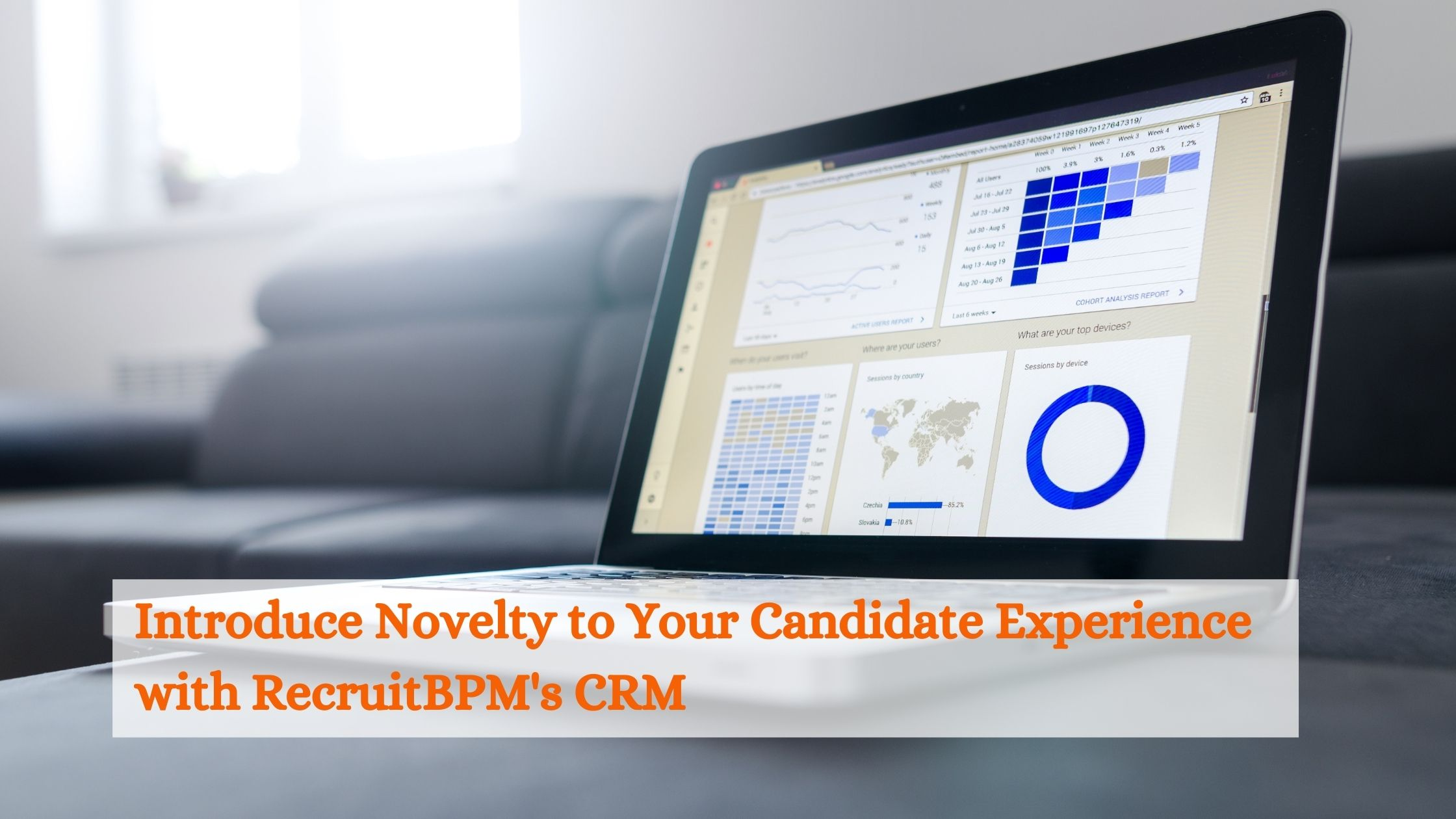 What Does Recruitment CRM Mean?